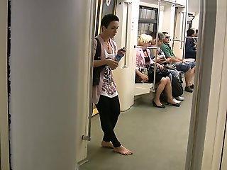 fetish, compilation, foot fetish, hd, public, russian