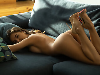 high heels, brunette, lingerie, striptease, vr porn,
