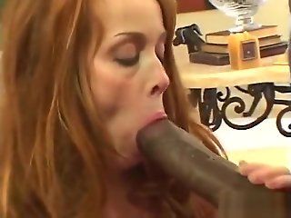 anal, amateur, interracial, mature, red head, straight