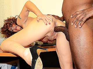 interracial, mature, granny, hd videos, hungarian, doggy style