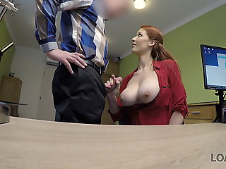 redhead, blowjob, hd videos, casting, doggy style, interview