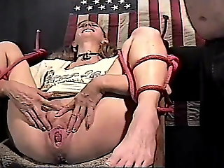 mature, amateur, orgasm, fucking machine, cum in mouth, dildo