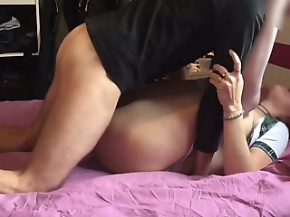 stockings, cumshot, creampie, milf, lingerie, hd videos